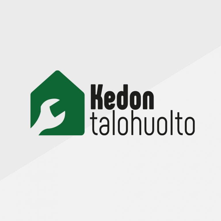 Kedon talohuolto logo