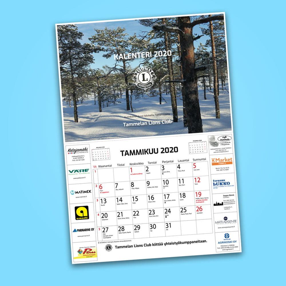 LC kalenteri 2019-2020