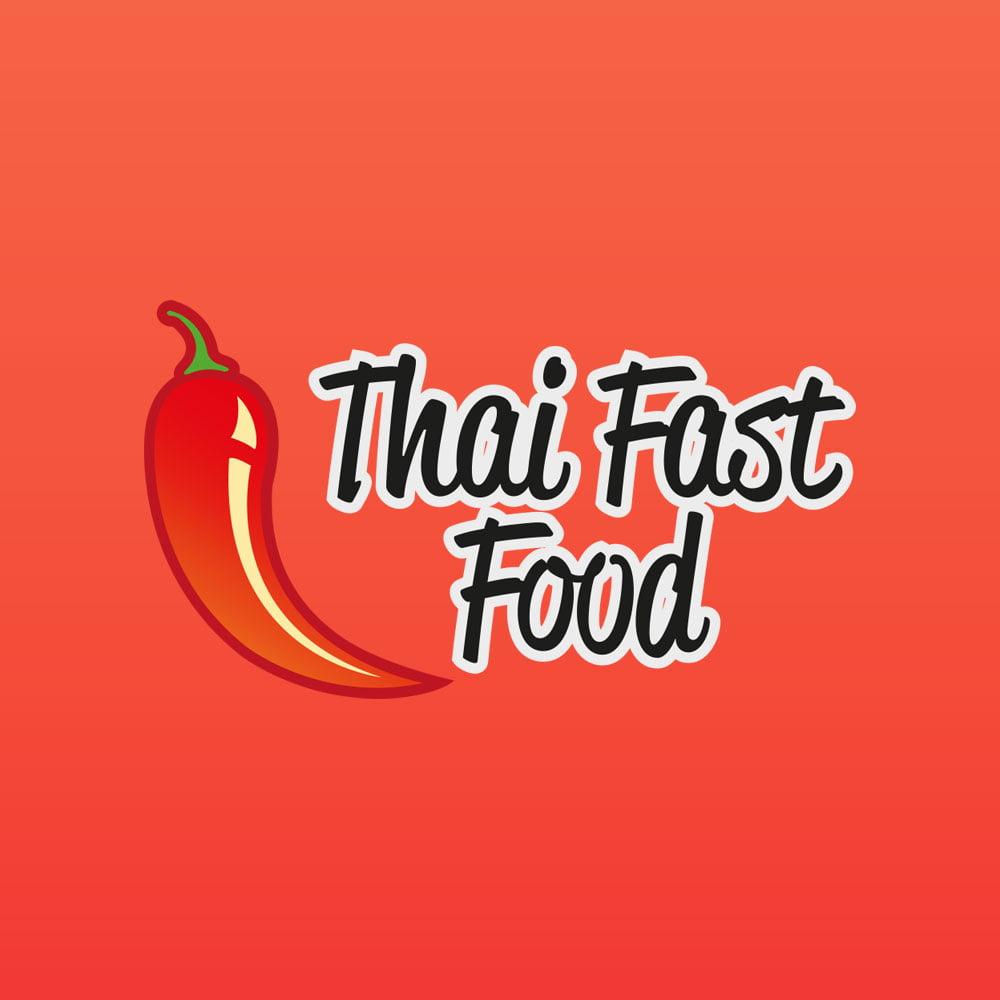 Thai Fast Food logo